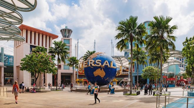 13 Best Things To Do In Singapore Universal Studios 1