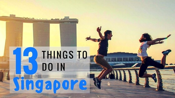 13 things to do in Singapore