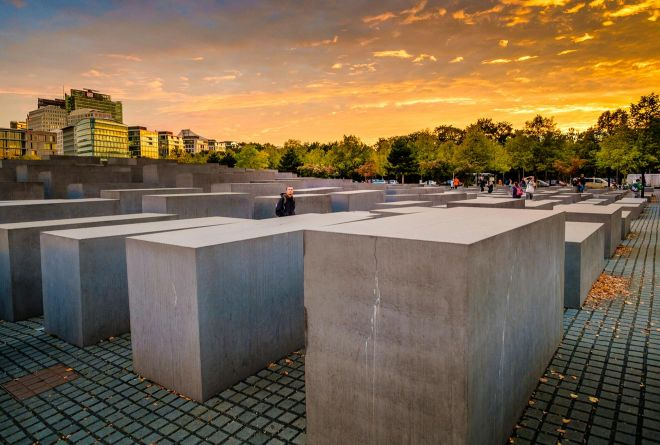 22 Best Things To Do In Berlin That You Cannot Miss berlin holocaust memorial