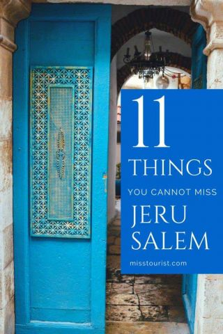 jerusalem what not to miss