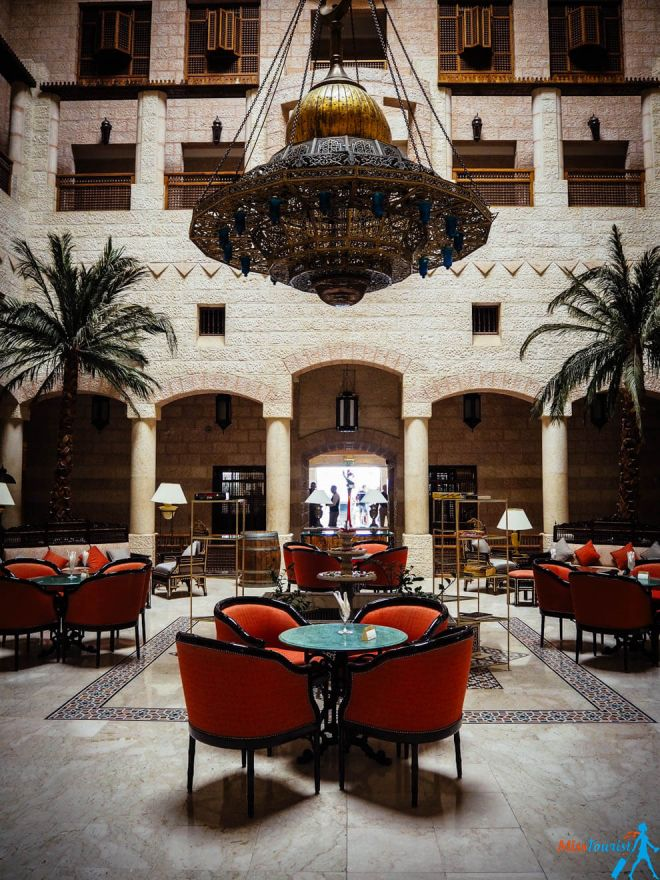 Hotels in Jordan Movenpick Petra