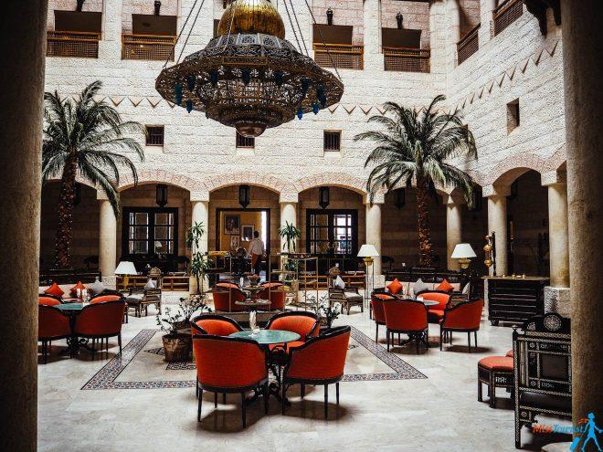 Petra hotel Movenpick