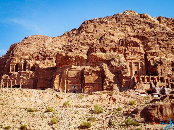 Wadi Musa Jordan Petra