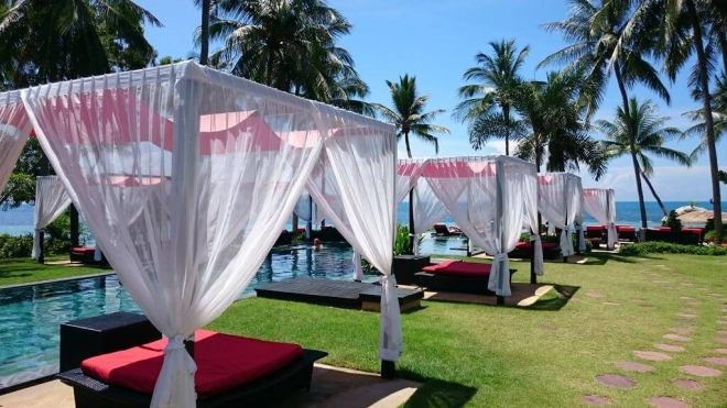 1 Kupu Kupu Phangan Beach Villas & Spa by L'Occitane