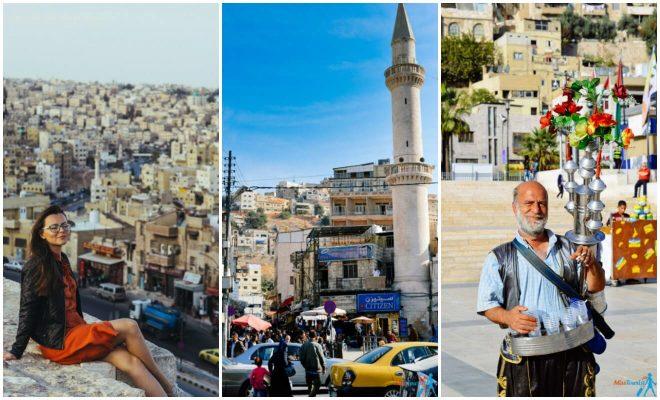 1 royal jordanian airlines flight to Amman