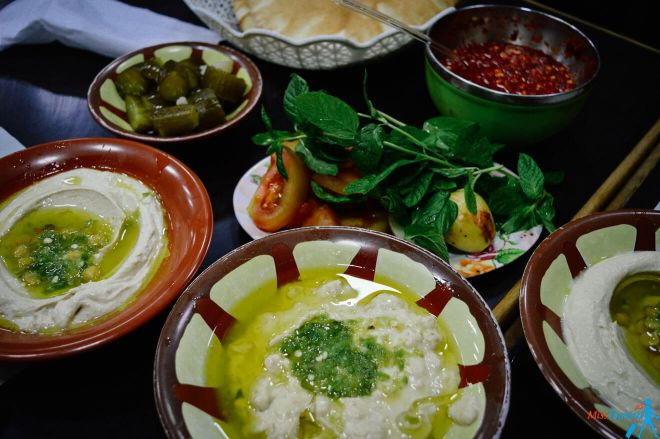 1 where to eat in Amman