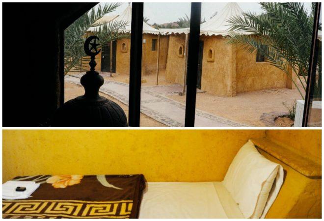 3 Bedouin hotel Wadi Rum Jordan luxury camp