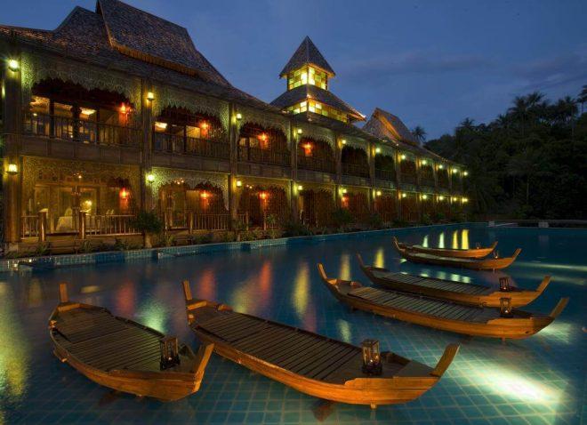 3 Santhiya Koh Phangan Resort & Spa