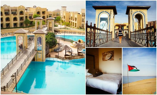 5 dead sea jordan aal inclusive luxury hotel