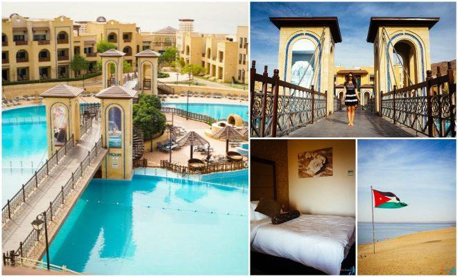 5 dead sea jordan aal inclusive luxury hotel