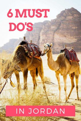 6 must dos in Jordan misstouristcom
