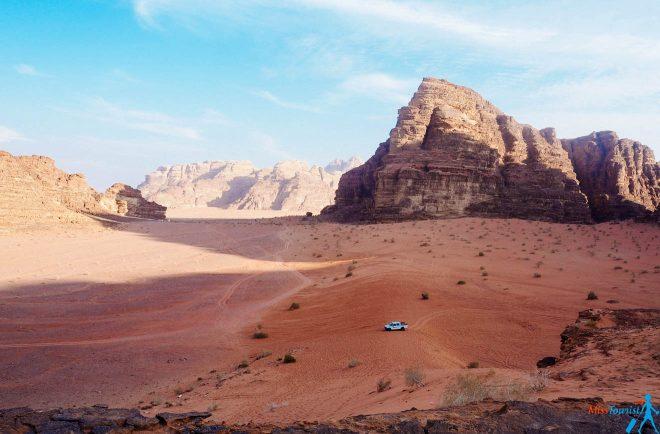 Jordan tourism itinerary