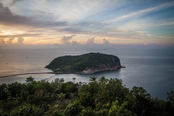 Koh Phangan thailand accommodation