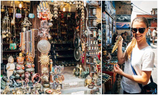 4.5 souvenirs from Nepal Kathmandu2