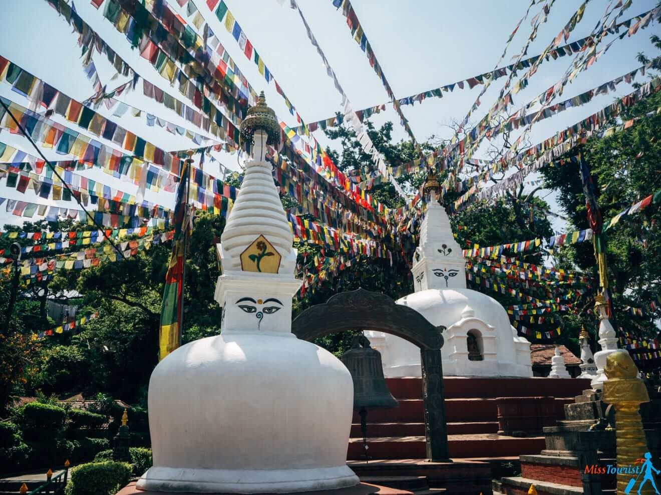 4.6 Swaymbhunath (Monkey Temple Kathmandu nepal