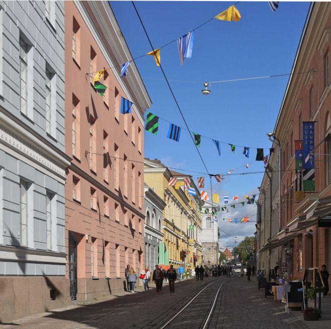 Things to do in Helsinki: Katariinankatu: the home of the Trillby Chadwick speakeasy bar