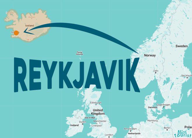 where is reykjavik
