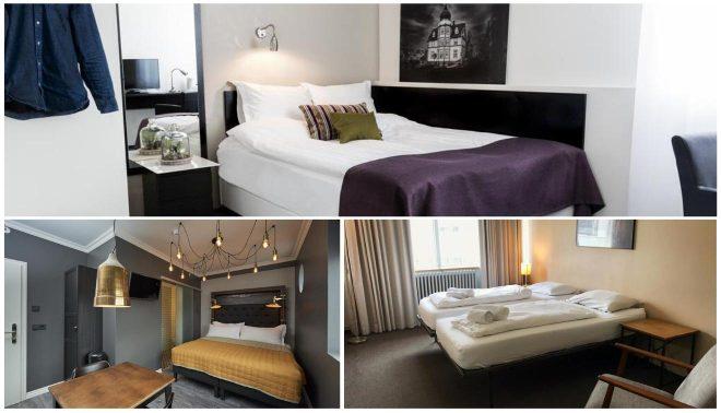 cheap hotels in reykjavik