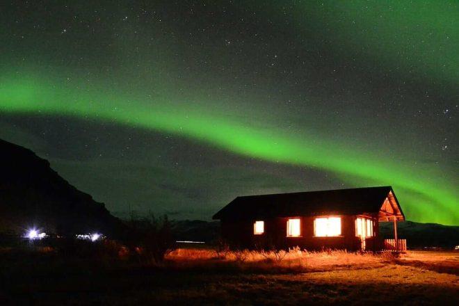 nothern lights iceland hotels