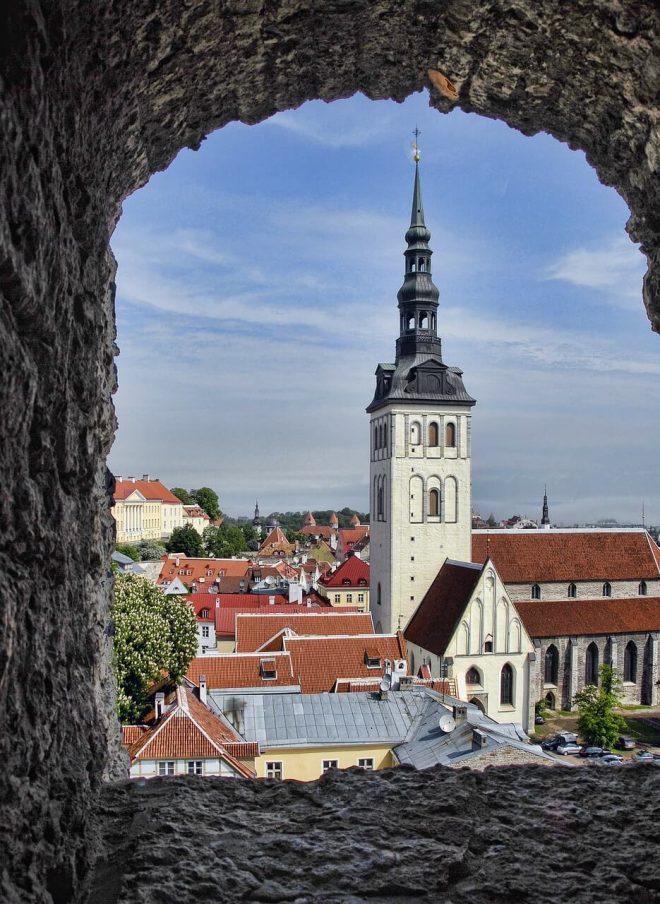 What to do in Helsinki: a day trip to Tallinn, Estonia