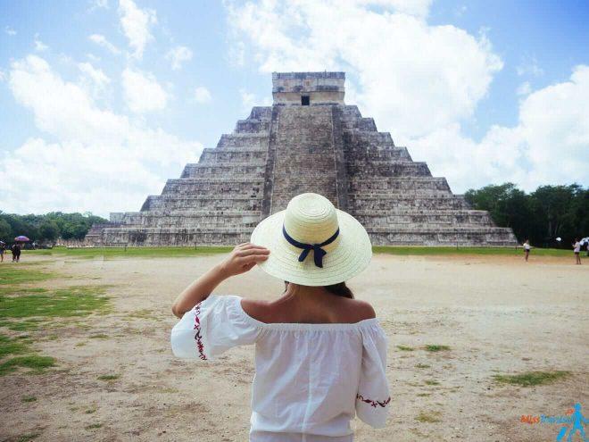 1 Chichen Itza tours mexico Mayan pyramid Yucatan
