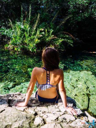 4 cenote cristalino azul dos ojos price