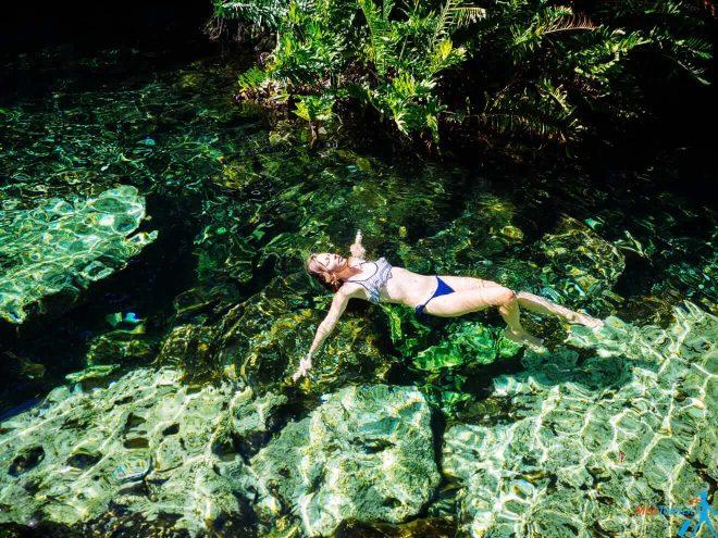 4 cenote mexico chichen itza yucatan