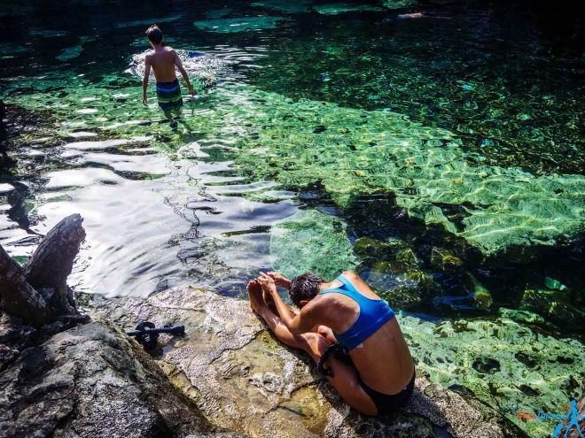 4 cenotes near tulum playa del carmen top 10 things to do in riviera maya mexico