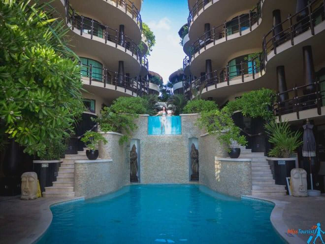 5 El taj luxury hotel in Playa del Carmen Mexico