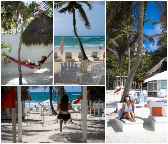 6 where to stay in tulum accommodation near the beach yoga retreat
