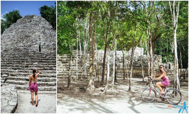 7 coba mayan ruins from tulum