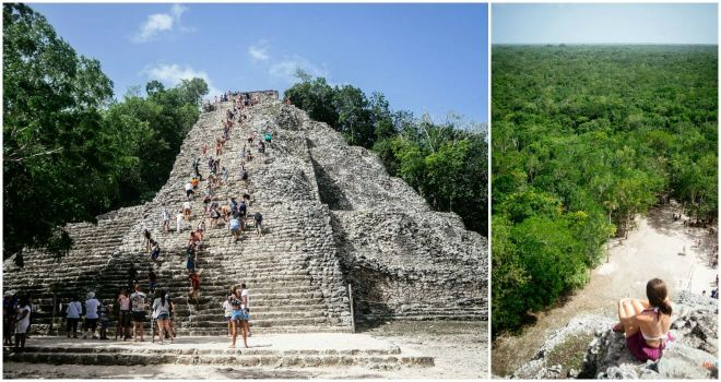 7 coba mayan ruins pyramids admission price2