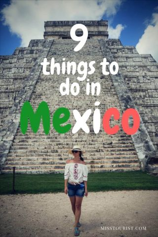9 MUST SEE THINGS IN RIVIERA MAYA – MEXICO TRAVEL GUIDE misstouristcom2