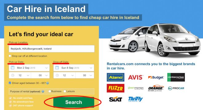 8 Things You Should Know Before Renting A Car In Iceland RentalCars Tutorial 1