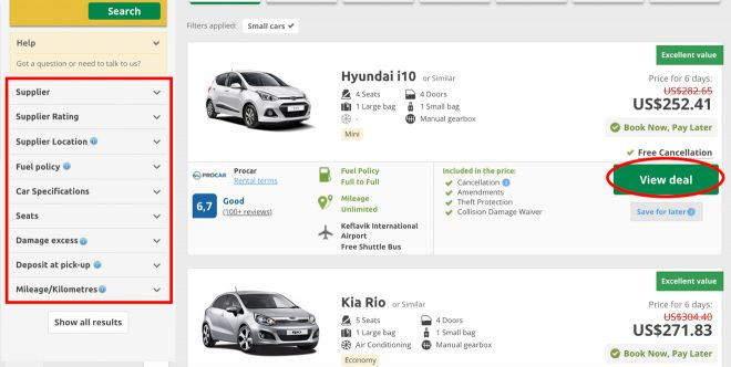 8 Things to Know Before You Hire a Car in Iceland (2019 Update)
