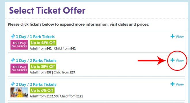 Cheap tickets to Disneyland, Paris Disneyland Picniq- screenshot2