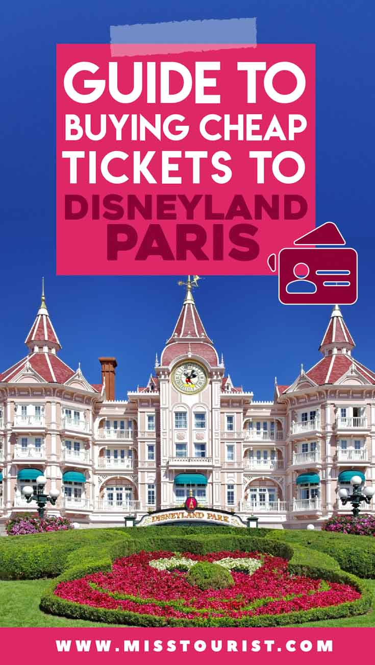 cheap disneyland paris