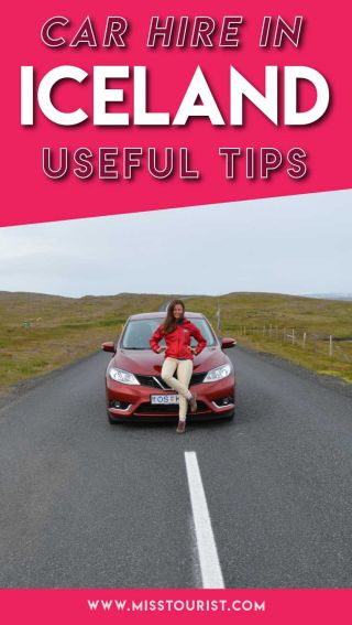 renting a car in iceland requirements price insurance