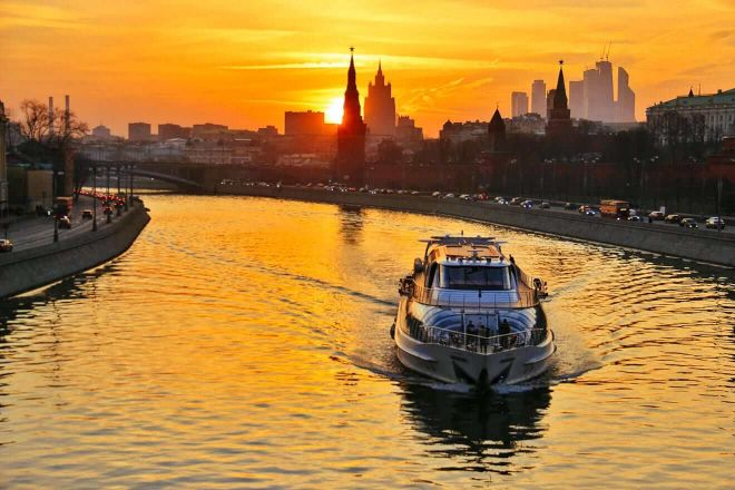 11. Moscow River cruise 2