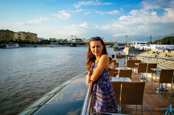 11. Moscow River cruise
