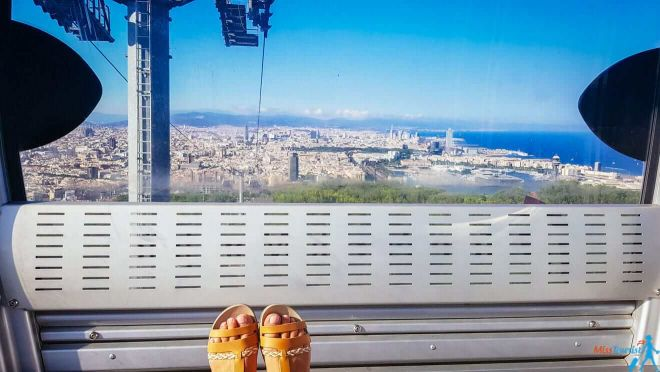 17 Montjuic cable cars_