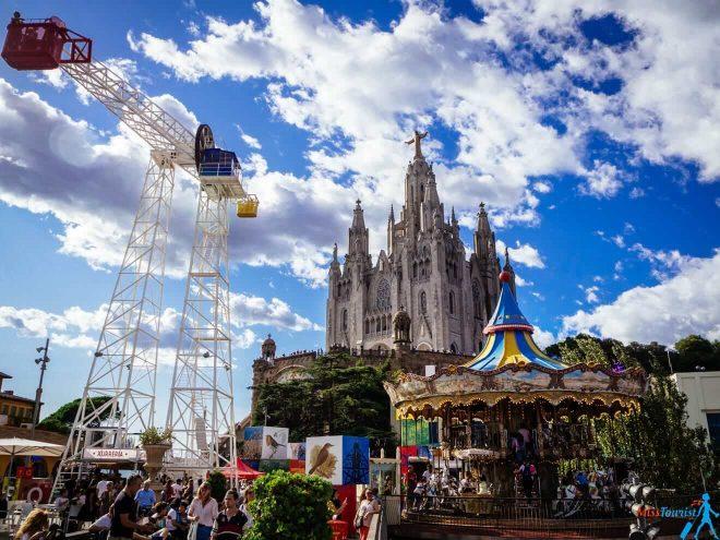 18 Tibidabo amusement park Barcelona (1)
