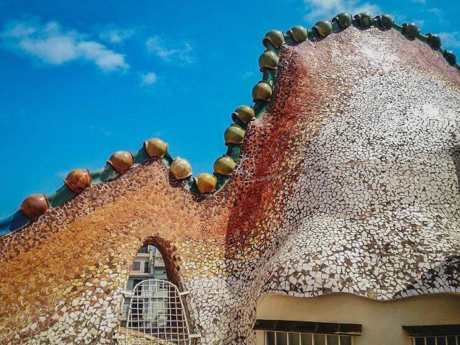 2 Casa Batlló rooftop