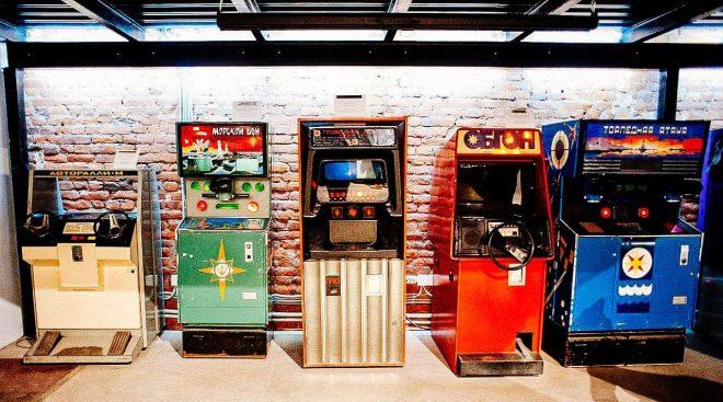 21 Museum of Soviet Arcade Games