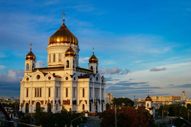 3. Cathedral of Christ the Saviour