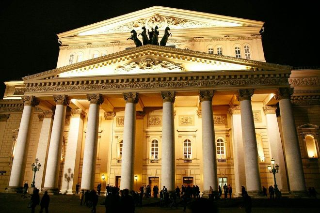 5 Bolshoi theater