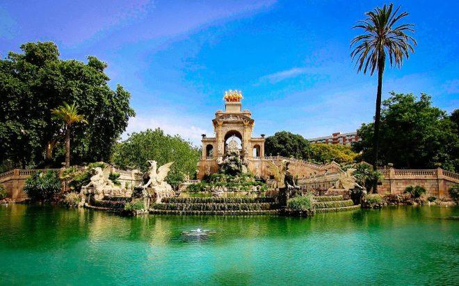 6 parc-de-la-ciutadella barcelona family