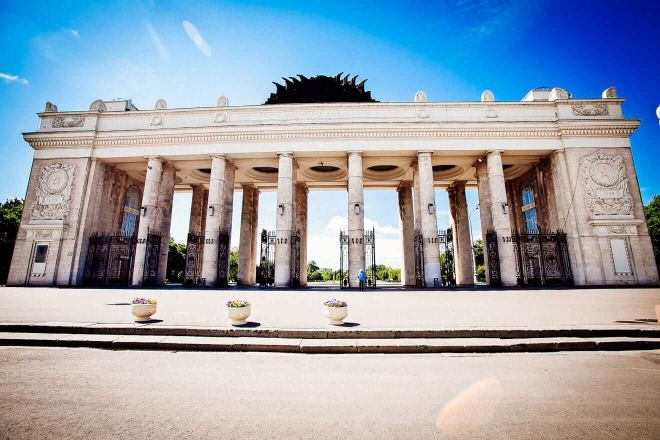 6. Gorky Park Moscow