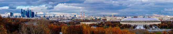 7. Sparrow Hills Things to do in Moscow