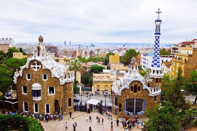 8 Barcelona avoid the lines Spain